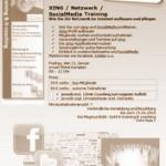 XING / Netzwerk / SocialMedia Training