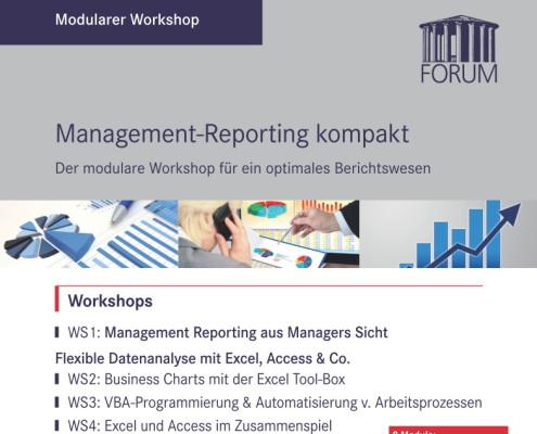 Workshop Management Reporting Juli 2012