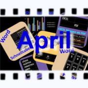 Neue Artikel Word Excel PowerPoint April