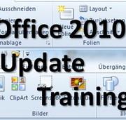 Office 2010 Update Training Schulung