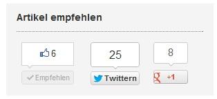Social Media Ranking – bitte dringend um Eure Hilfe!