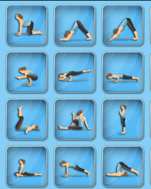 Pocket Yoga Gratis App des Tages