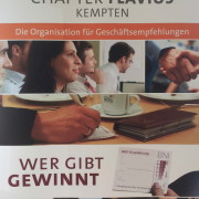 BNI Chapter Flavius Besuchertag