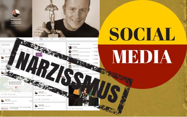 Narzissmus auf Social Media – wie viel ist OK?