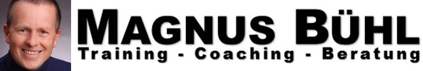 Magnus Bühl Logo